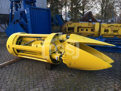 14431 1 pc. Heavy Duty Hydraulic Pile/ Tube Grab