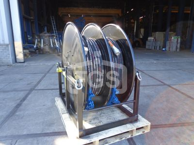 13061 Hydraulic Hose Reel (1 pc. On stock)