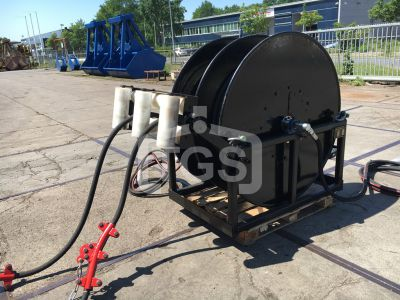 14625 Hydraulic Hose Reel (1 pc. On stock) - 16261 & 16262 - 2 pc. under construction