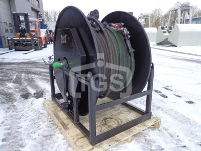 12828, 12911 Hydraulic Hose Reel (2 pc. On stock)